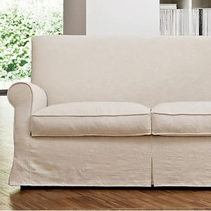 Ventura Necker Sofa Shabby Collection
