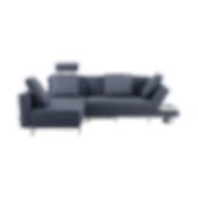 FOUR TWO von BRÜHL ist das Basislager für vielseitige Positionen, vom Sitzen bis Relaxen und Schlafen. Wohnen im Appartement mit maximalen Mehrfachfunktionen. Optimal kombiniert aus Recamiere mit verschiebbarer Lehne links und Dreh-Openend auf Rollen. Große Auswahl an Stoff- und Lederbezügen.   Im Handumdrehen relaxen zu zweit. Das Mobile Openend wird längs an die Recamiere gedreht. FOUR TWO zum Schlafen (150 x 210 cm): Die Rückenlehnen können abgesenkt, das Seitenteil der Recamiere kann zurückgeschoben werden.