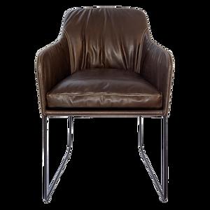 Das Modell YOUMA von KFF lädt zu ausgedehnten Abenden am Esstisch ein. Aber auch in Hotel-Lobbys und edlen Restaurants macht das trendige Sitzmöbel mit den markant ausgestellten Beinen eine gute Figur und trägt dazu bei, dass sich die Gäste rundum wohl-fühlen.