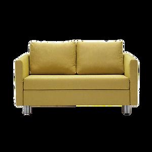 VELA, ist zwar ein kleines Sofa, hat aber trotzdem großes Potential. VELA von FRANZ FERTIG verbindet gutes Design mit hohem Sitzkomfort und durch die Lattenrostunterfederung sorgt es für einen angenehmen Schlaf. Die schmalen Armlehnen verleihen dem Sofa Zierlichkeit und durch ihre Klappbarkeit ist eine große Vielfalt geboten. VELA ist durch die Verwandlungsmöglichkeiten für kleine Räume perfekt geeignet.