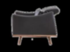 Die innovative Form von DEEP SPACE – geschwungene Armlehnen, gerader Rücken, graziles Untergestell – wirkt elegant und schwebend.Sitze und Rückenlehnen sind stufenlos ausziehbar bzw. hochstellbar. Auf Wunsch mit einem Tischcontainer, dessen vordere Abdeckplatte auch als Tablett dienen kann. Die Platte ist oben optional mit Messing oder Kupfer überzogen und unten schwarz oder weiß lackiert.