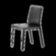 Dieser schlichte, bequeme Stuhl von CATTELAN ist ausschließlich in Kernleder zu beziehen. Die Besonderheit des Modells MARGOT sind die ebenfalls mit Leder bezogenen Stuhlbeine, die ihm eine ganz besondere Ausstrahlung verleihen. Erhältlich als Stuhl und Armlehnstuhl in verschiedenen Farben nach Musterkarte.
