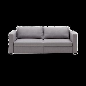 Als Sofa einfach superschön mit seiner geraden Linienführung. Und wenn CLUB von FRANZ FERTIG dann sein verborgenes Relaxpotential ins Spiel bringt, dann überzeugt es total: Sitzen, Relaxen, Schlafen als Einzel- oder Doppbett auf Sitzhöhe. Perfekt für alle Lebenslagen und in vielen Varianten durch unterschiedliche Armlehn- und Rückenkissenformen. Optional: Nackenstütze, Armlehnkissen und Armlehntablett für die 30 cm breite Armlehne.