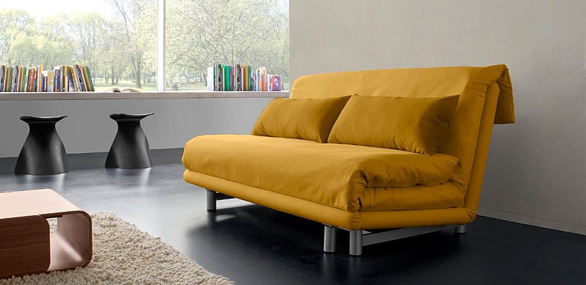 Ligne roset schlafsofa multy for Ligne roset multy testbericht
