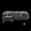 ATTITUDE von BRÜHL lädt zum Entspannen, Sitzen und Relaxen ein. Ein Sofa, das bereits mit zahlreichen Auszeichnungen gewürdigt wurde. Die Armlehnen lassen sich um 90 Grad schwenken und bieten so einen Ruhepol für die Beine. Aufgesteckte Polster dienen als Kopfstütze. ATTITUDE ist wahlweise mit festem oder weichem Sitzkomfort ausgestattet. Auch als Eckgruppe lieferbar.