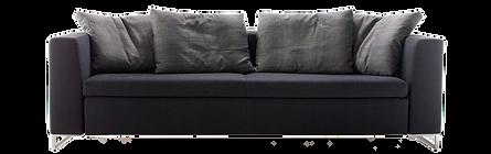 Das Schlafsofa NICK von SIGNET bietet eine komfortable Sitz- und Liegefläche in unterschiedlichen Breiten.Die Armlehnen sindklappbar oder feststehend erhältlich.Als optionales Zubehör kann eine Staubox und eineKopfstütze integriert werden. NICK kann in unterschiedlichster Stoff- oder Lederbezügen angezogen werden,wobei Sitz- und Rückenkissen grundsätzlich abziehbar sind. Die Polsterung besteht ausPolyätherschaum mitFillabdeckung.