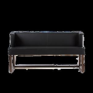 Formale Reduktion und erstklassiger Sitzkomfort: Die Polsterbänke BELAMI von BRÜHL – mit glattem Bezug oder aufwendiger Knopfheftung – eignen sich für zahlreiche Sitzlösungen. Sie sind in Maßen von 90 bis 190 cm verfügbar sowie ohne Armlehnen, mit einer oder zwei Armlehnen oder mit einer Ecklehne zum Anstellen. Bezüge: Textil oder Leder, glatte Bezüge sind abziehbar. Untergestelle: Buche, Eiche, Nussbaum oder schwarz oder weiß lackiert.