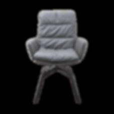 Ein legerer Wohlfühl-Stuhlder sich jedem Körpermass anpasst. Der ARVA Stuhl ist als Hoch- und Niedriglehner erhältlich.  Verschiedene Gestelle sowie Metalloberflächen möglich. Ebenfalls ist der Stuhl drehbar erhältlich. Weiter kann er mit oder ohne Armlehnen gewählt werden.