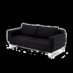 RIGA von FRANZ FERTIG ist ein Raumwunder. Eine Minimalbreite von 200 cm beinhaltet in der XL-Ausführung die perfekte Symbiose aus Sitzen, Relaxen durch Rückenlehnenverstellung und Schlafen. In der klassischen Ausführung biete RIGA eine große Doppelliege durch das stufenlose verstellen der Rückenlehne. Das einfache Abklappen der Armlehnen, drehen der einzelnen Sitzflächen und müheloses Verstellen der Rückenlehnen ergeben sich stimmige Wohnfunktionen.