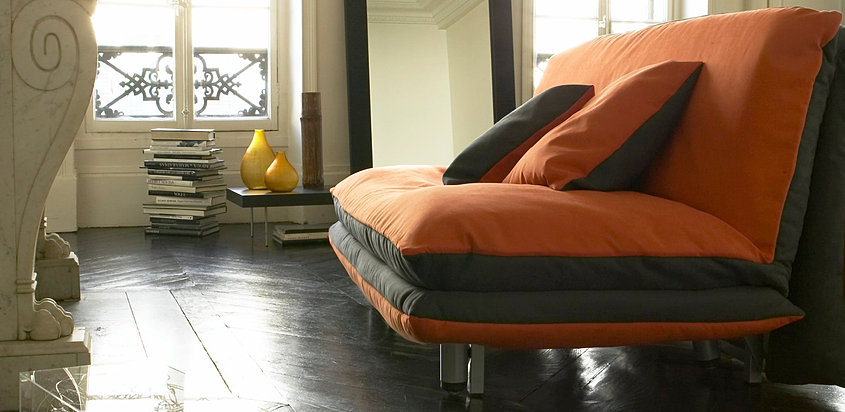 ligne roset schlafsofa balto. Black Bedroom Furniture Sets. Home Design Ideas