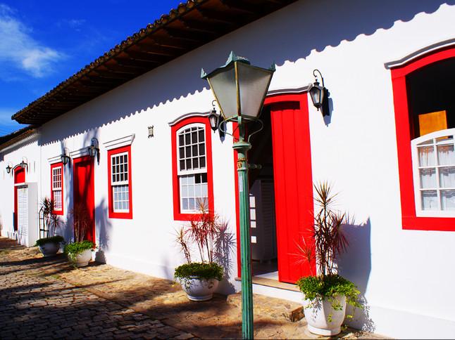Arquitetura Centro Histórico