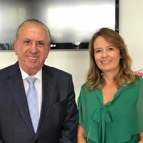 Presidente da CETESB, Patrícia Iglecias falará sobre o importante tema, vilão dos municípios, que são os aterros sanitários.