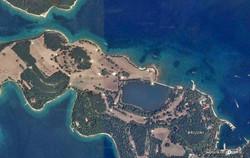 Brijuni - satelite photo
