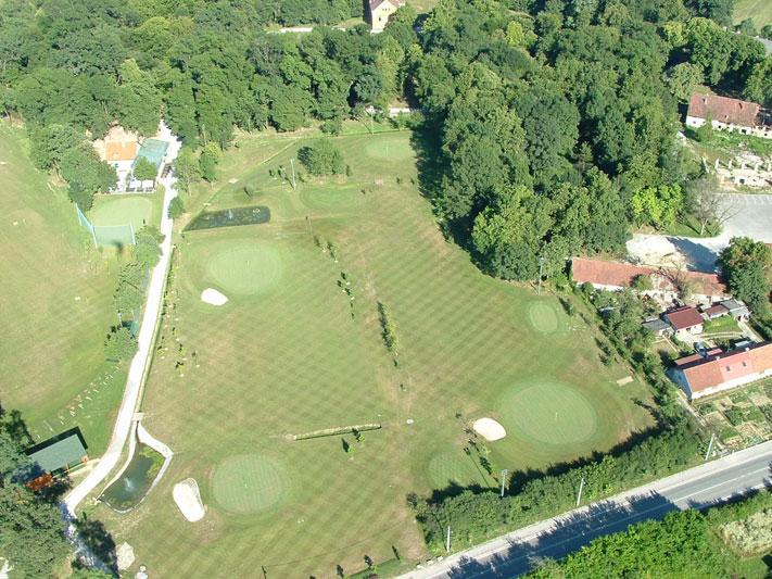 Golf centar Zaprešić - Novi Dvori