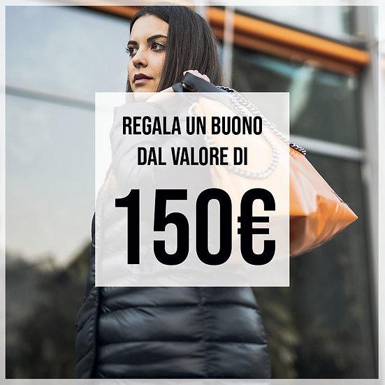 Buono regalo €150