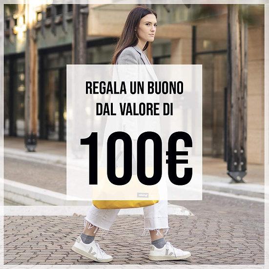Buono regalo €100