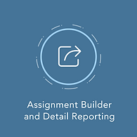 Assignment Builder and Detail Reporting icon