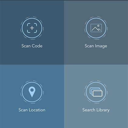The On Demand buttons including Scan Code, Scan Image, Scan Location and Search Library.