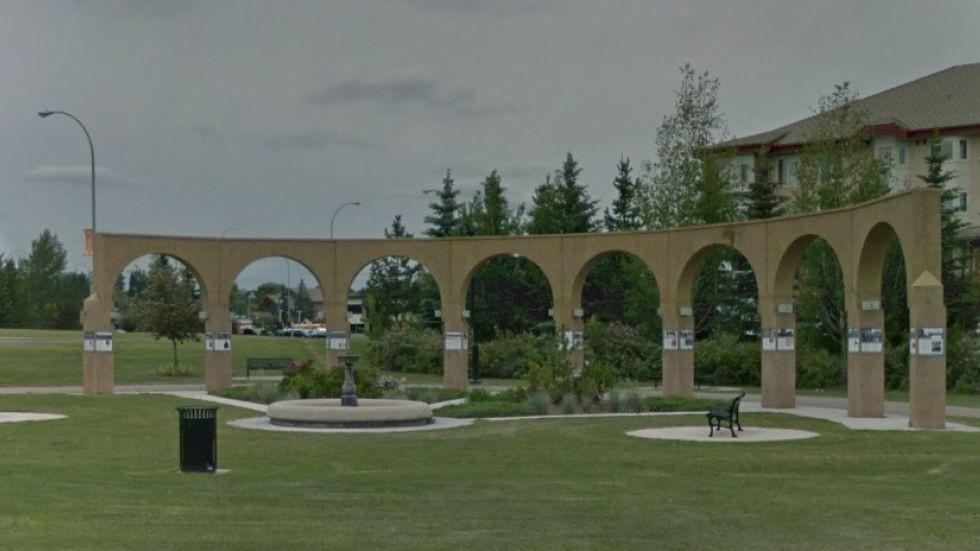 Centennial Plaza Park
