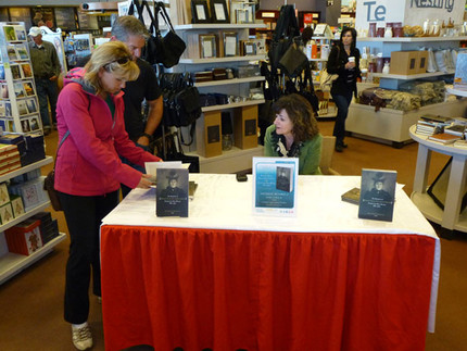 Book Signing at Chapter's