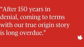 Canada's Origin Story