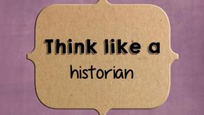 Think Like An Historian