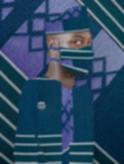 Masked in Teal Aso Oke.jpg
