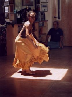 Teresita Perez dances Ochun