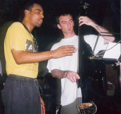 Roberto Riveron mentoring Caleb Murray- Havana