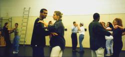 Ernesto Cardenas Dance Class
