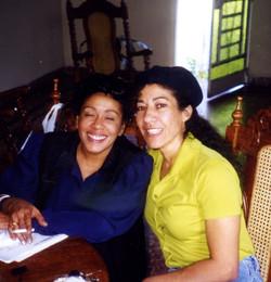 Anais Abrieu & Margo Itule in Havana