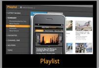Thomson Reuters: mobile app