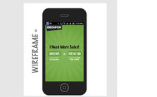 GROUPON: wireframes