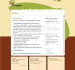 Kidspace: Dino Room Homepage