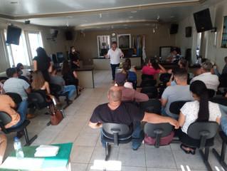 Sebrae realiza capacitação aos servidores da prefeitura de Santa Luzia RO