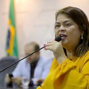 DER atende indicação de Cássia Muleta e inicia recuperação de rodovias