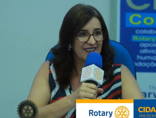 Rotary Club de Rolim de Moura empossa diretoria 2020/2021