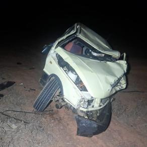 Urgente: Acidente envolvendo três veículos no deixa um morto