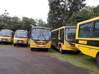 Prefeitura anuncia entrega de vinte e cinco novos ônibus à população de Cacoal