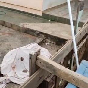 Urgente: Bebê é enterrado sem membros morreu de traumatismo craniano