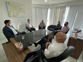 Confúcio Moura reforça parceria e apoio ao Instituto Federal de Rondônia