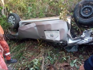 Quatro pessoas morrem após colisão contra animal em rodovia de Rondônia