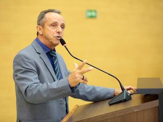Deputado Lazinho da Fetagro apresenta projeto Quintal Produtivo ao Governo do Estado