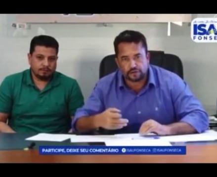 Prefeito chama médicos de 'covardes' após equipe pedir demissão de hospital em Ji-Paraná, RO