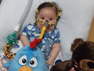 Urgente: Família precisa arrecadar R$ 12 mi para tratar doença rara do filho
