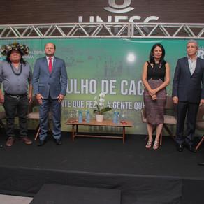 Deputado Cirone Deiró realiza primeira edição do projeto Gente que faz, Orgulho de Cacoal