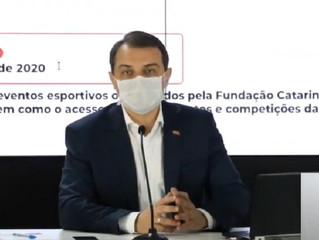 Assalto em Criciúma: 'Ação foi bem sucedida para os marginais, essa é a verdade', diz governador