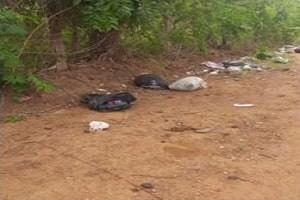 Corpo de recém-nascido é encontrado em saco de lixo