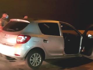 Urgente; Homem é preso suspeito de roubar, estuprar e fazer motorista de app refém durante corrida