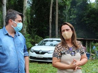Rosangela Donadon destina R$80 mil para compra de notebooks para Primavera de Rondônia